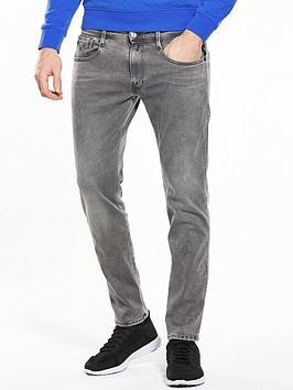 Anbass Hyperflex Slim Fit Jeans