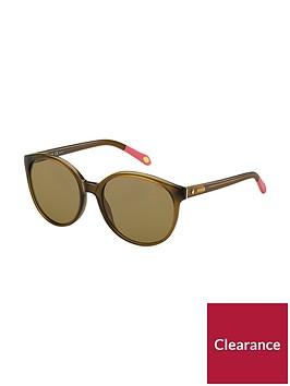 fossil-round-sunglasses