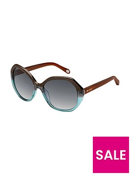 fossil-fossil-2-tone-hexagon-oversized-sunglasses
