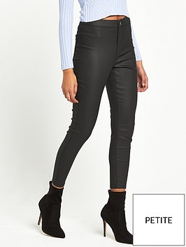 miss-selfridge-petite-black-coated-jean-available-from-size-4-14
