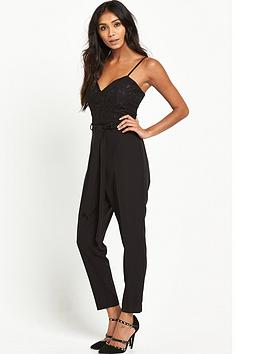 miss-selfridge-miss-selfridge-petite-black-lace-jumpsuit