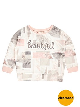 river-island-mini-girls-pink-marble-print-sweatshirt