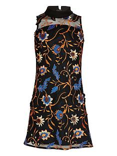 river-island-girls-embroidered-mesh-panel-dress
