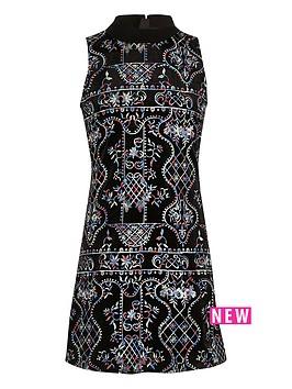 river-island-girls-black-embroidered-turtleneck-dress