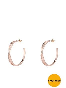 river-island-twist-pave-hoop-earrings