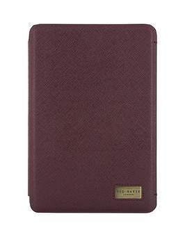 ted-baker-ipad-mini-4-folio-brazil-oxblood