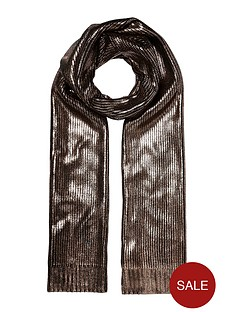 river-island-metallic-scarf