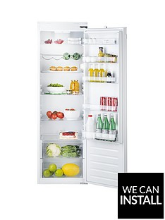 hotpoint-ultima-hs1801aauk-55cm-built-in-fridge-with-optional-installation-white