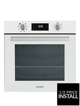 indesit-aria-ifw6340whuknbsp60cm-built-in-electric-single-oven-with-optional-installation-white