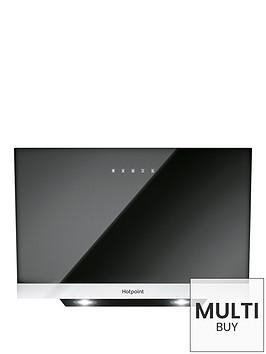 hotpoint-phvp87fltk-80cm-built-in-cooker-hood--nbspblackstainless-steel