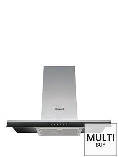 hotpoint-phbg98ltsix-90cm-built-in-cooker-hood--nbspstainless-steel