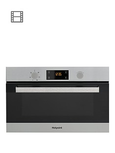 hotpoint-md344ixh-60cm-built-in-microwave-grill-stainless-steel