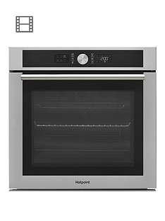 hotpoint-si4854hix-built-in-60cm-electric-single-oven--nbspstainless-steel