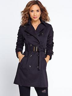 myleene-klass-belted-trench-black