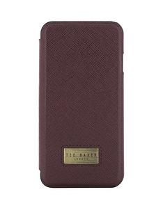ted-baker-airies-men039s-folio-case-for-iphone-67-navy