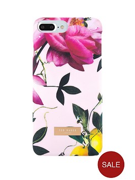ted-baker-chala-soft-feel-case-for-iphone-67-plus-citrus-bloom-nude