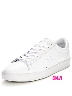 fred-perry-fred-perry-spencer-leather-trainer