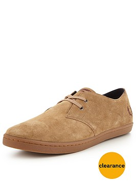 fred-perry-byron-low-suede-lace-up
