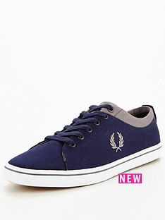 fred-perry-fred-perry-hallam-twill-plimsoll