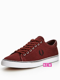 fred-perry-fred-perry-underspin-canvas-plimsoll