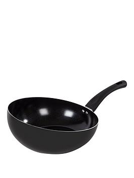 tower-essentials-24cm-angled-wok