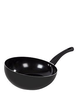 tower-essentials-24cm-angled-wok