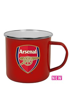 arsenal-enamel-mug