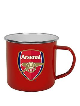 arsenal-enamel-mug
