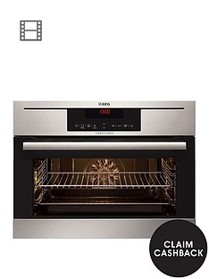 aeg-kp8404021m-compact-electric-built-in-single-oven-stainless-steel