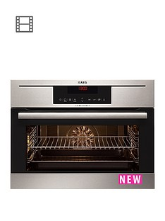 aeg-ke8404021m-compact-electric-built-in-compact-single-oven-stainless-steel