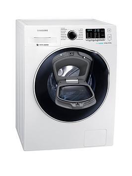 samsung-wd80k5410oweunbsp8kg-wash-6kg-dry-1400-spinnbspaddwashtrade-washer-dryer-with-ecobubbletrade-technology-white-5-year-samsung-parts-and-labour-warranty