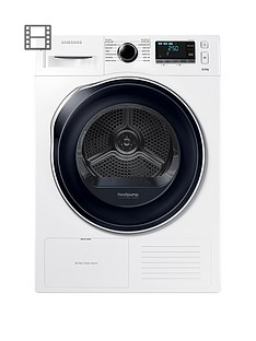 samsung-dv80k6010cweu-8kgnbspload-heat-pump-tumble-dryer-white