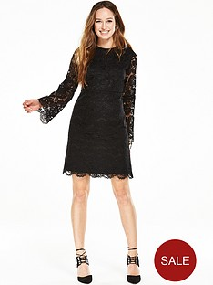 v-by-very-scallop-detail-lace-dress