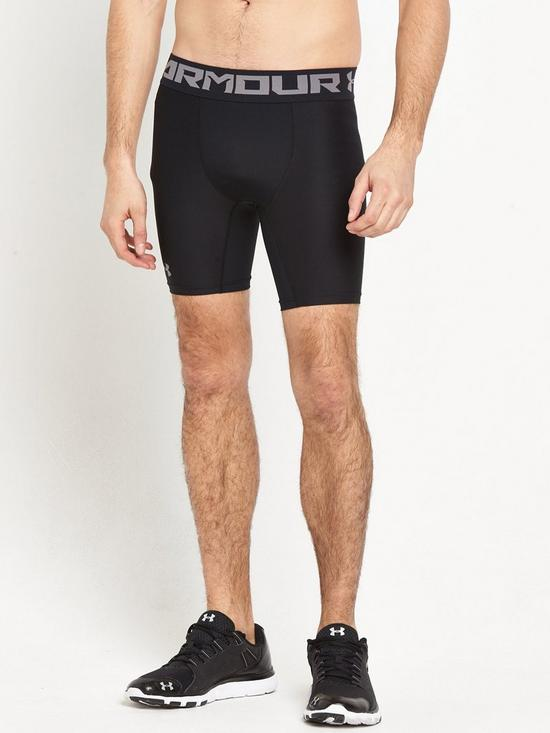 cec86cb0f UNDER ARMOUR Heatgear Armour Compression Shorts | very.co.uk