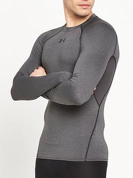 under-armour-heatgear-long-sleeve-tee--nbspcarbon-heather