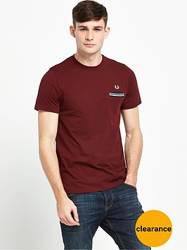 fred-perry-twin-tipped-pocket-t-shirt