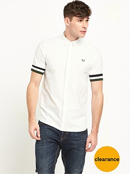 fred-perry-striped-cuff-short-sleeve-sh