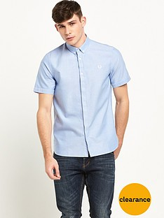 fred-perry-classic-oxford-short-sleeve-shirt