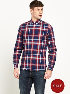 fred-perry-bold-check-long-sleeve-shirt