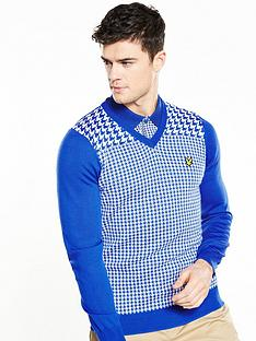 lyle-scott-golfnbspcarluke-v-neck-jumper