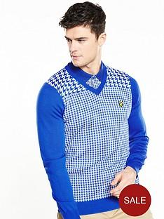 lyle-scott-golfnbspcarluke-v-neck-jumper