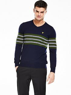 lyle-scott-lyle-and-scott-golf-mens-ballater-v-neck-jumper