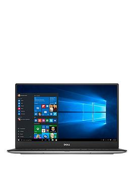 dell-xps-13-with-133-inch-full-hd-infinityedge-display-intelreg-coretrade-i5-7th-gen-8gb-ram-256gb-ssd-laptop-aluminium-silver