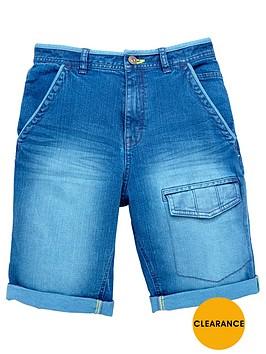 v-by-very-denim-front-pocket-short
