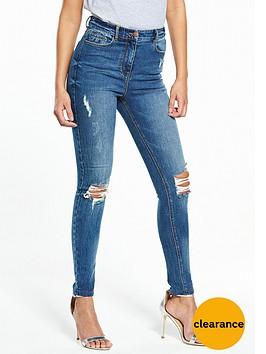 v-by-very-ella-high-waist-rip-skinny