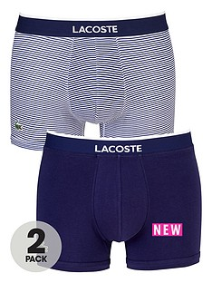 lacoste-2pk-stripeplain-trunk