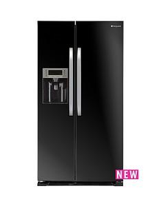 hotpoint-sxbd925fwd-frost-free-usa-style-fridge-freezer-black