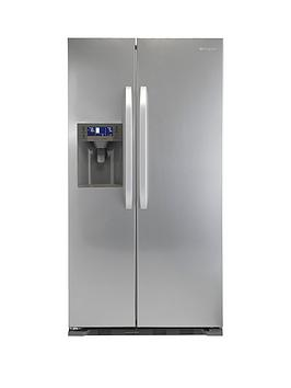 hotpoint-sxbd922fwd-frost-free-american-style-fridge-freezer-stainless-steel
