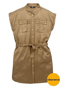 v-by-very-utility-shirt-dress