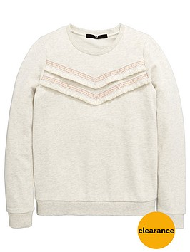 v-by-very-girls-trim-crew-neck-sweater